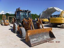 2010 CASE 590SN Backhoe loader