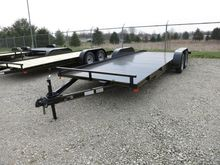 2016 P and T Trailers 82x20 SSC