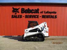 2017 Bobcat T650 Compact track