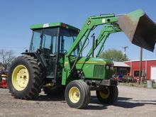 1997 John Deere 5500 Tractors