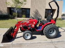 2017 TYM TRACTORS T234HST Compa