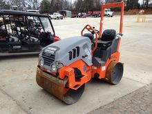 Used 2012 HAMM HD10C