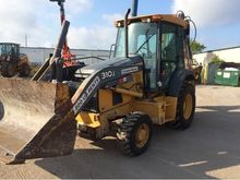 2010 DEERE 310J Backhoe loader