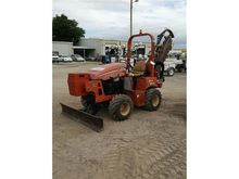 2010 DITCH WITCH RT45 Trenchers