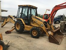1999 CATERPILLAR 416C T Backhoe