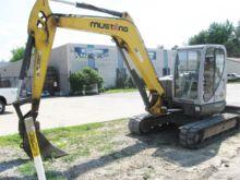 2006 MUSTANG 7503ZT Excavators