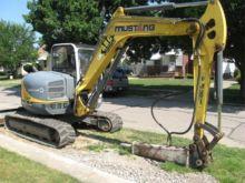 2009 MUSTANG 7503ZT Excavators