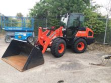 2015 KUBOTA R630 Loaders
