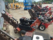 Used DITCH WITCH 123