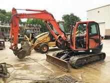2014 KUBOTA KX080-3R3 Excavator
