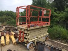 2001 JLG 3246E2 Scissor lifts