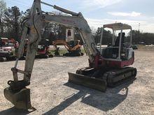 2008 TAKEUCHI TB250 Excavators