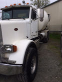 1998 PETERBILT MIXER Concrete m