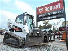 2017 BOBCAT T650 Skid steers