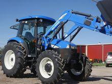 2007 New Holland TD80D Tractors