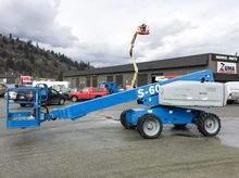 Used GENIE S60 Booms