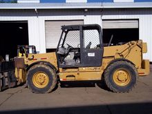 Caterpillar TH103 Telehandler