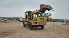 1990 GRADALL G3WD 4x4 Mobile Ex