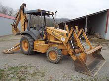 Used 1998 CASE 580SL