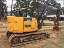 John Deere 85G Excavators