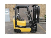 2000 CATERPILLAR GC15K Forklift