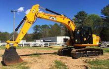 2016 Jcb JS160 Excavators