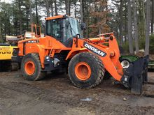 Used 2014 DOOSAN DL3