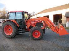 2012 KUBOTA M135X Tractors