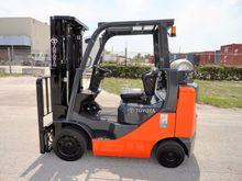 2014 TOYOTA 8FGCU25 Forklifts