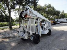 2003 WOODCHUCK Altec Booms