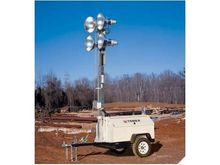 2011 Terex RL4000 Lighting