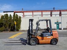 2011 HELI CPCD25 Forklifts
