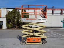 JLG 1930ES Scissor lifts