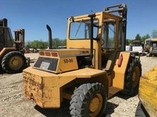 Sellick SD80 Forklifts