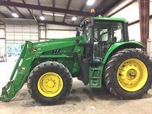 2014 JOHN DEERE 6140M Tractors