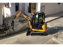 2017 Jcb 8018 CTS Excavators