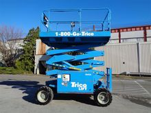 2009 MEC 3072RT Scissor lifts