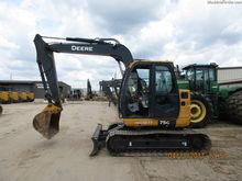 John Deere 75G Excavators