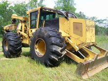 2006 TIGERCAT 630C Skidder