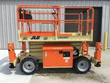 2013 JLG 260MRT Scissor lifts