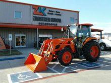 2015 Kubota M6060 - 4WD Tractor