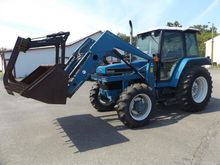 1994 NEW HOLLAND 6640SLE Tracto