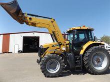 2011 CHALLENGER MT575B Tractors