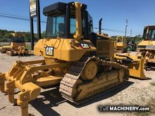 2006 CATERPILLAR D6N XL Ripper