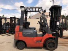2003 TOYOTA 7FGCU20 Forklifts