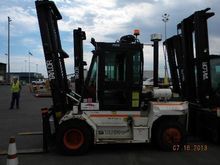 2007 Taylor THD160 Forklifts