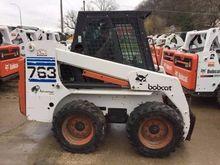 Used 1999 BOBCAT 763