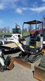 2015 Bobcat E20 Excavators