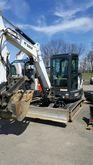 2015 Bobcat E42 T4 Excavators