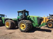 2012 JOHN DEERE 9560R Tractors